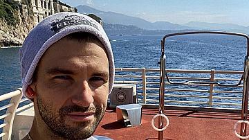 Григор Димитров с новина в Инстаграм