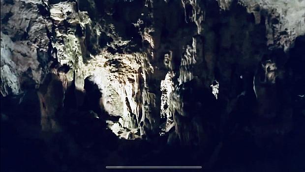 Съевата дупка - една от най-красивите пещери у нас