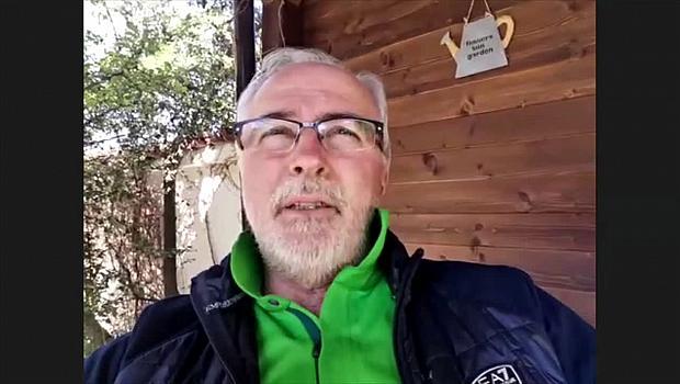 Иван Обрейков за Банско ,след карантината