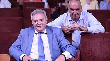 Паунов потвърждава разговора с Божков