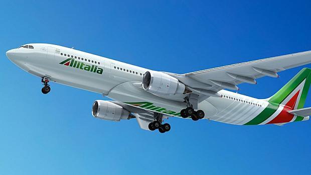 Алиталия спира да лети от 15 октомври