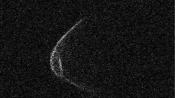 Астероид премина  опасно близо до Земята днес по обяд