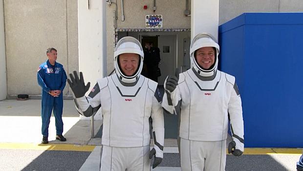 Лошото време отложи  първия частен космически полет в САЩ