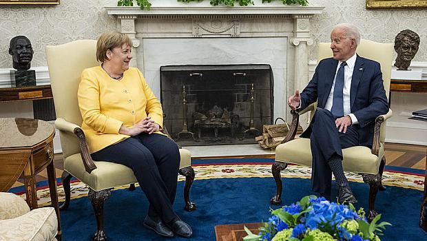 """САЩ и Германия остават разделени за """"Северен поток""""2"""
