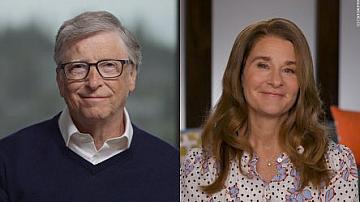 Бил Гейтс и съпругата му се разделят след 27години брак