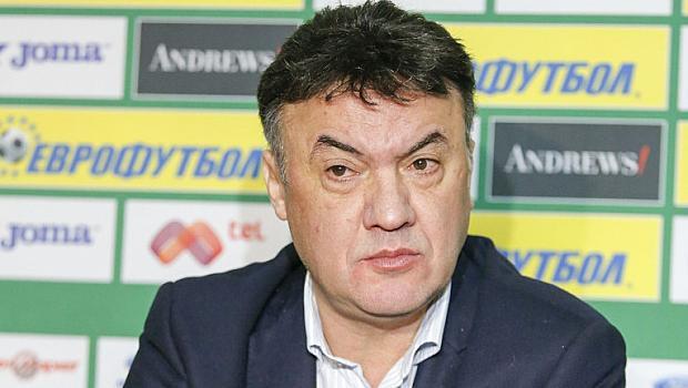 Отказват връщането на Боби Михайлов