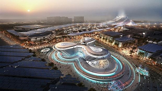"""Откриха """"Експо 2020"""" в Дубай"""