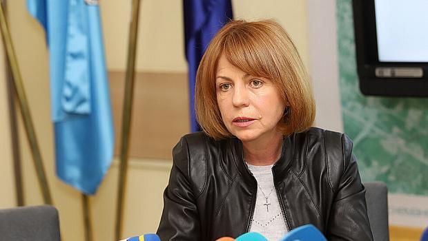 Йорданка Фандъкова е с положителен тест за Ковид