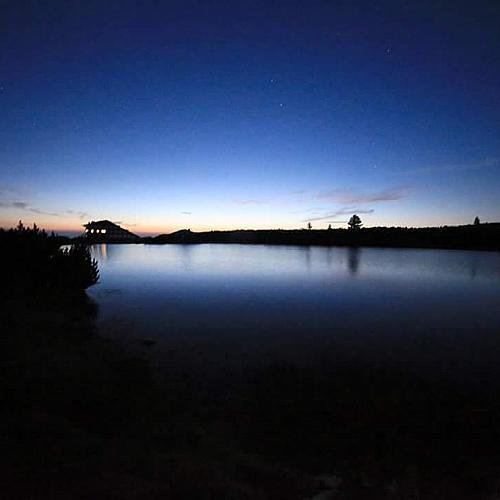 Безбог по изгрев /Безбожкото езеро, Пирин/
