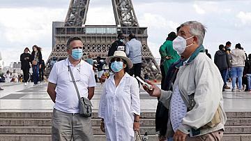 Протести във Франция срещу Ковид сертификата