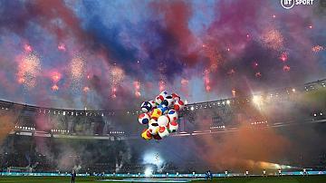 Започна Еврофутбол 2020