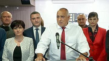 Борисов: Президентът Радев ме следи и снима с дрон