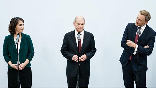 В Германия започват преговори за правителство