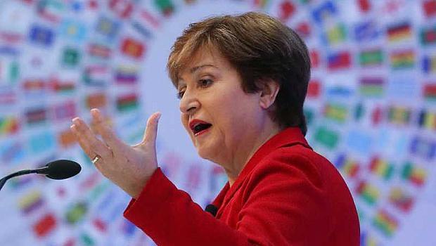 Кристалина Георгиева :  Ще преодолеем кризата , но  пътят напред е труден