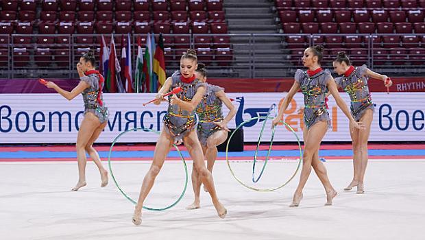 Българският ансамбъл със златен медал в многобоя