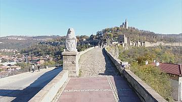Царевец - най-значимата българска крепост