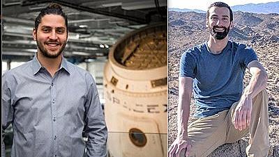 Двама българи в екипа на SPACE X