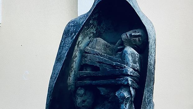 Музеят за съвременно изкуство в София отвън