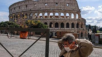 Италия удължава мерките срещу ковид