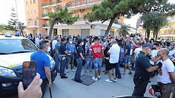 Напрежение в Италия заради българи
