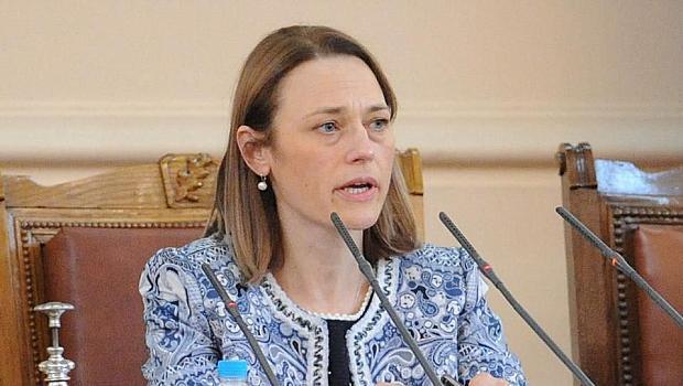 Ива Митева е отново председател на НС