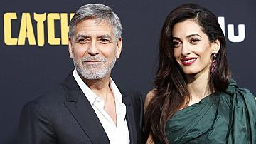 Джорд Клуни обмисля да се отдаде на децата си
