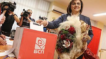 За първи път социалистите избират лидер пряко