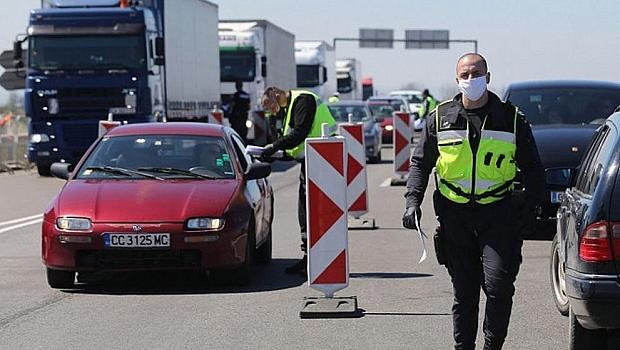 40 000 коли напуснаха София, трафикът по магистралите се засилва