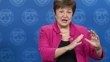 Кристалина Георгиева : Небивала криза, но и уникална възможност