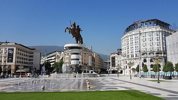 Скопие въведе ограничения в движението за 80 часа