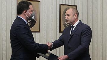 Митов: ГЕРБ няма да върнат мандата днес