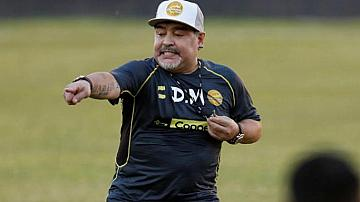 Почина футболната легенда Марадона