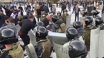 Протести в Русия и Франция срещу мерките за коронавируса