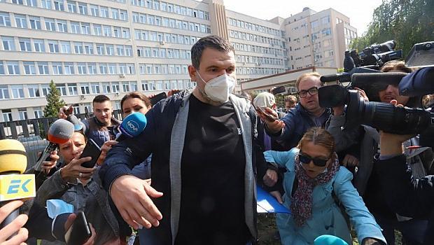 Делян Пеевски отново в листите на ДПС