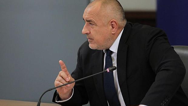Борисов : Очаквам утре проектозакон за отмяна на извънредното положение