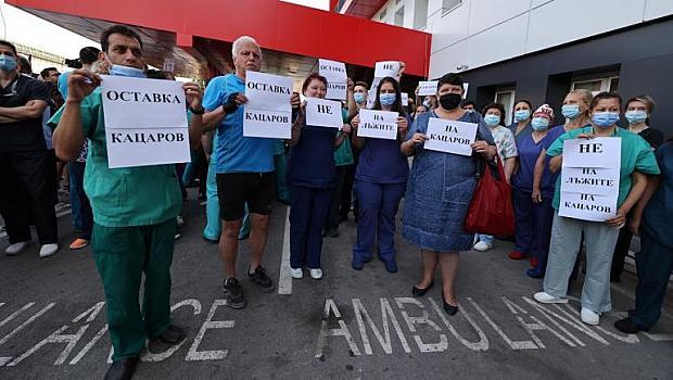 Пирогов иска оставката на служебния здравен министър
