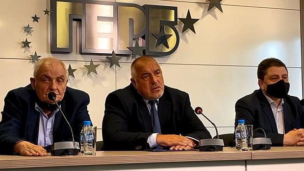 Герб оттегли Ципов за председател на ЦИК