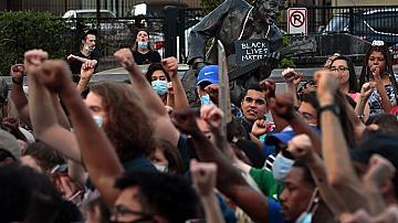 Отново убийство на чернокож и протести в САЩ
