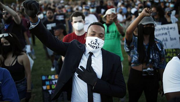 Протестите в САЩ затихват
