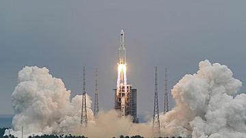 Вероятност отломки от китайската ракета да паднат в България?