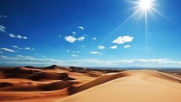 Дишаме пясък от Сахара до сряда