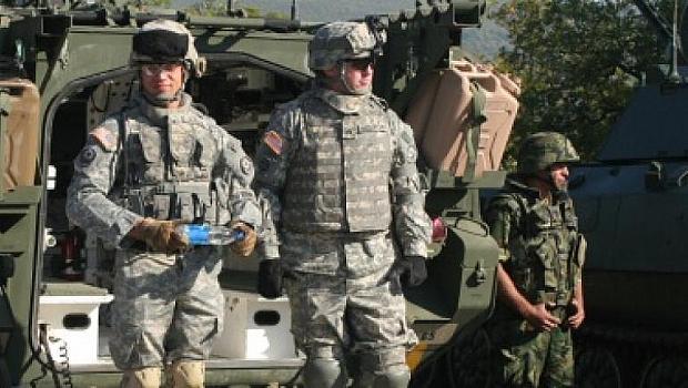 САЩ може да изпратят още военни в България и Румъния