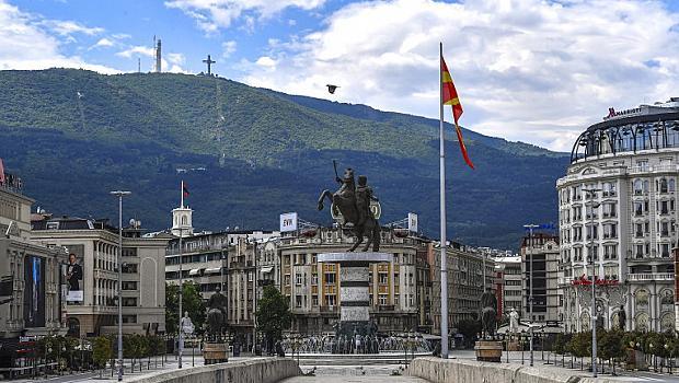 Байдън с Указ за Северна Македония