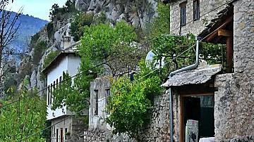Щрихи от Босна и Херцеговина : Почители (Počitelj)