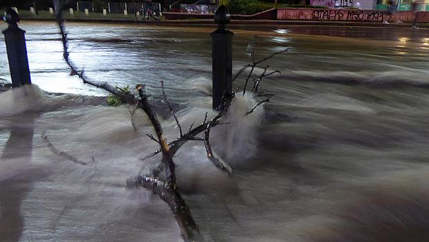 Какви са щетите от бурята в София
