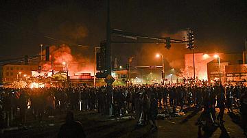 Безредици и извънредно положение в много американски градове