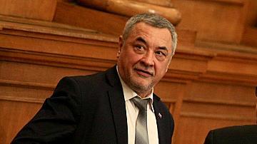 В.Симеонов: Премахванета на палатките беше  сериозно обсъдено