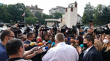 Борисов: Прокуратурата се опитва да угоди на президента