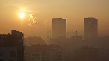 Мръсен въздух и днес в София, Перник и Бургас