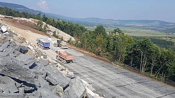 """Част от ремонта на """"Тракия"""" трябва да завърши в края на юни"""